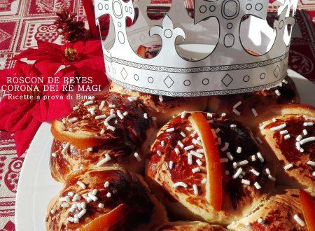 Roscon de Reyes – Corona dei Re Magi
