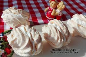 Meringhe gelato