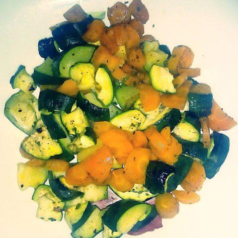 Verdure al vapore cottura al microonde ricette al for Cottura microonde