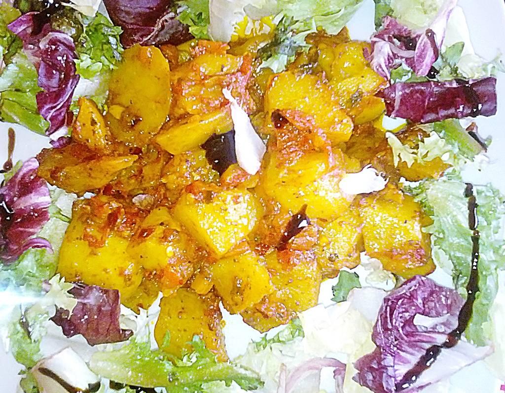 Patate alla curcuma al microonde ricette al microonde for Microonde ricette