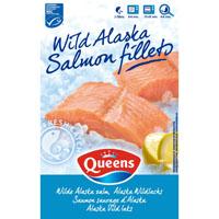 wilde Alaska salmon fillets