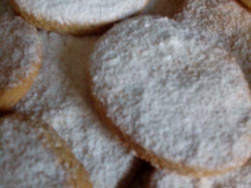 Biscotti all'arancia senza latte e senza burro