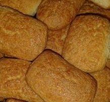 Biscotti rustici e inzupposi, senza burro
