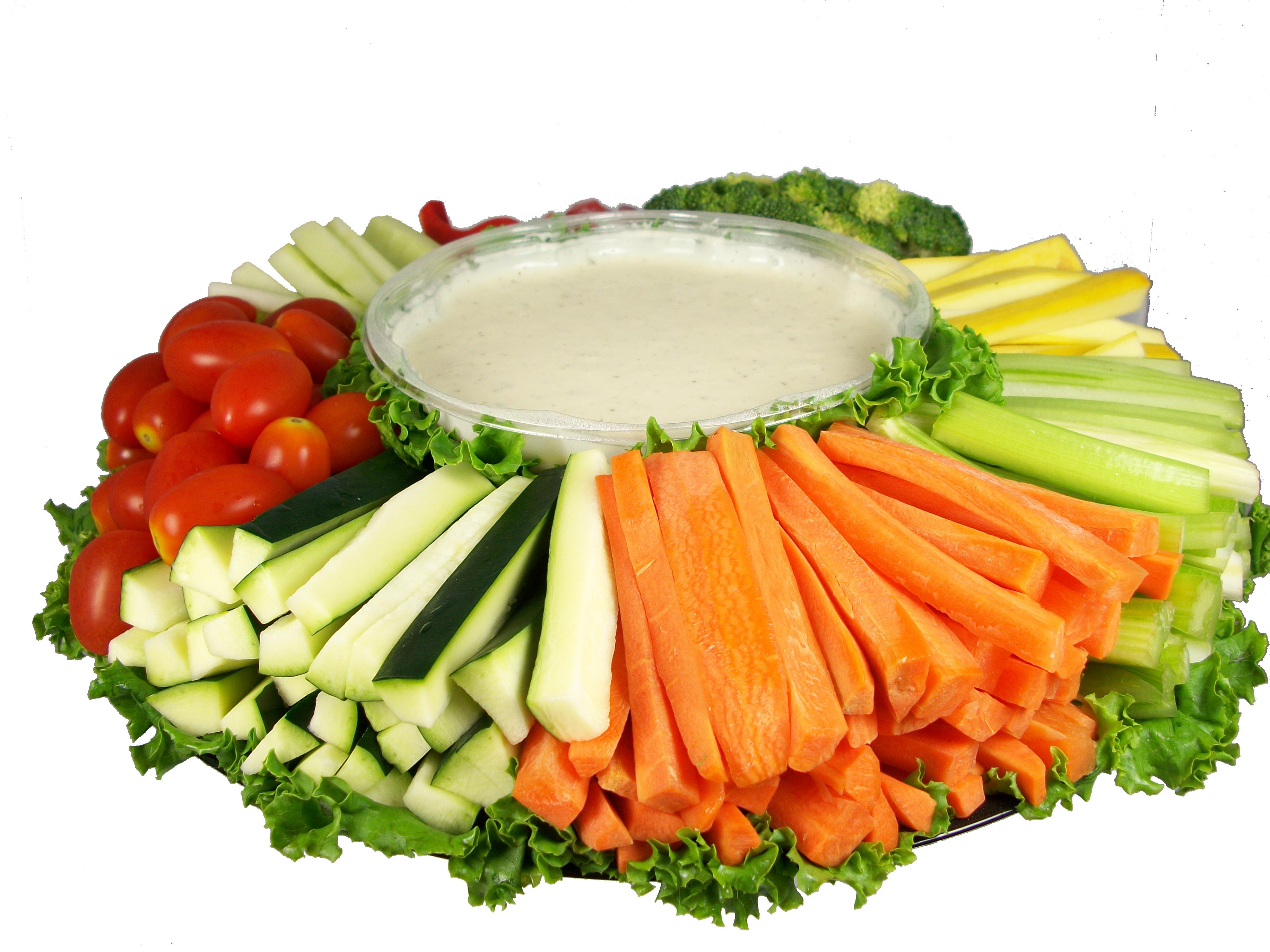 VegetableCrudite Platter