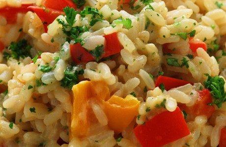Insalata di riso mediterranea – Ricetta e proprietà curative