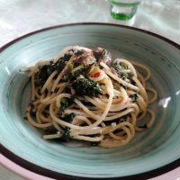 spaghetti alla valle verde
