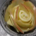 le rose di mele al miele