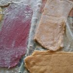 Come fare la pasta colorata