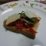 Bruschetta al pomodoro dietetica