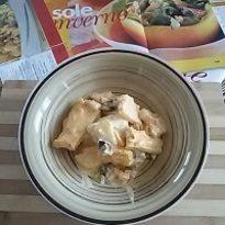 Polenta al forno croccante tartufata