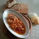 Zuppa di pesce facile e veloce