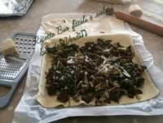 Torta rustica salata campagnola