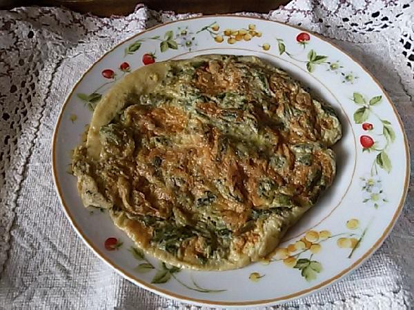Frittata agli asparagi