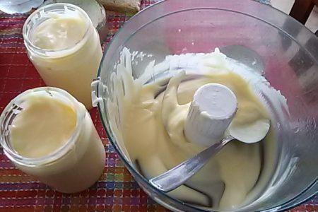 maionese fatta in casa