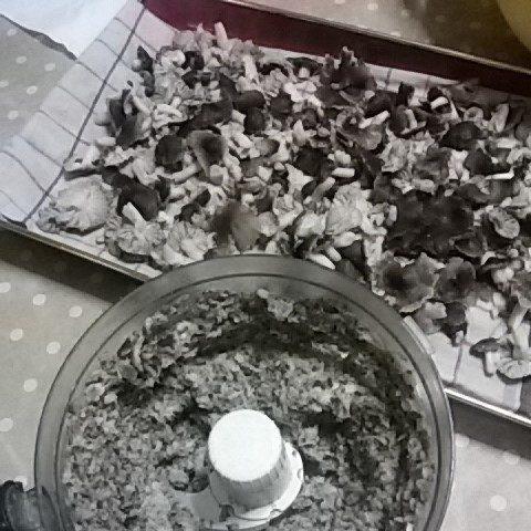 Come congelare i funghi