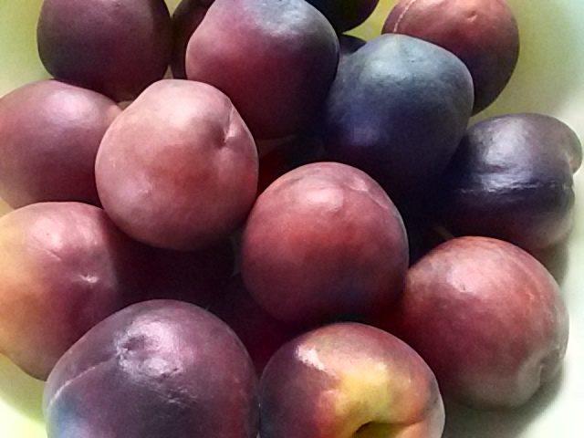 Confettura di Pesche e mele