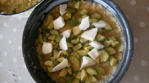 Sbriciolona alle zucchine