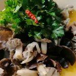 Funghi Morette in padella