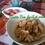 Carciofi fritti croccanti
