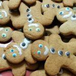 Biscotti speziati croccanti