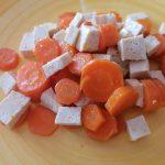 Tofu alle carote