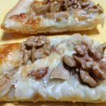 Pizza ai Funghi Carpinelli e noci