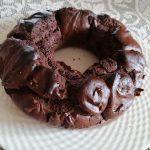 Ciambella al cioccolato fondente al 90% di Modica