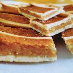 Crostata al miele di tiglio della Valle Umbra