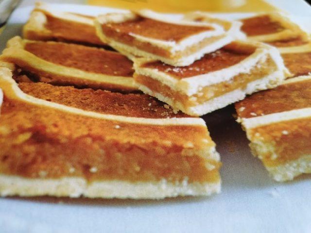 crostata al miele di tiglio