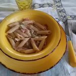 Penne alle fave