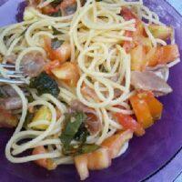 spaghetti saporiti
