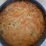 Torta alle zucchine croccante