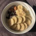 Colazione energetica light alla frutta