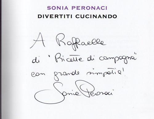 Quiche lorraine e azzeruole per l'incontro con Sonia Peronaci