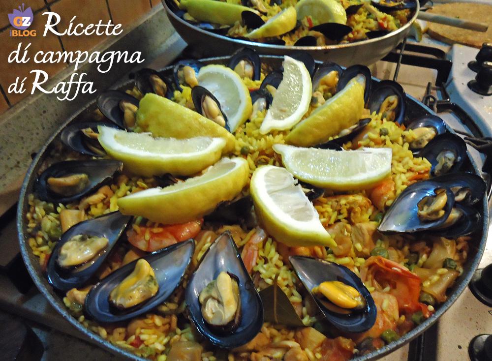 Piatti tipici dalla Spagna