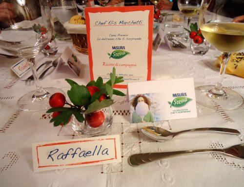 Cena premio Misura Stevia