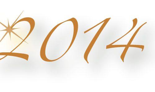 Menù e segnaposto per capodanno 2014