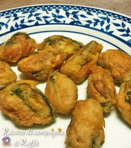 moscioli di Portonovo fritti
