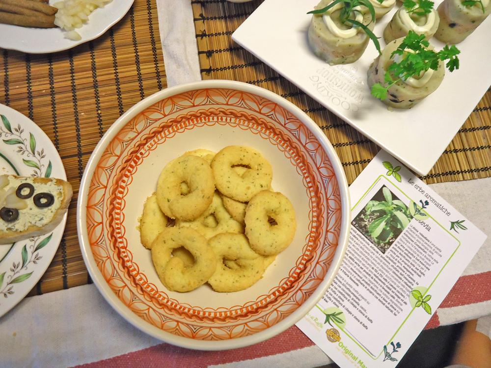 biscotti al timo senza glutine