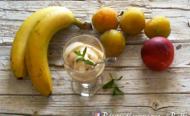 """Gelato alla frutta light """"espresso"""""""