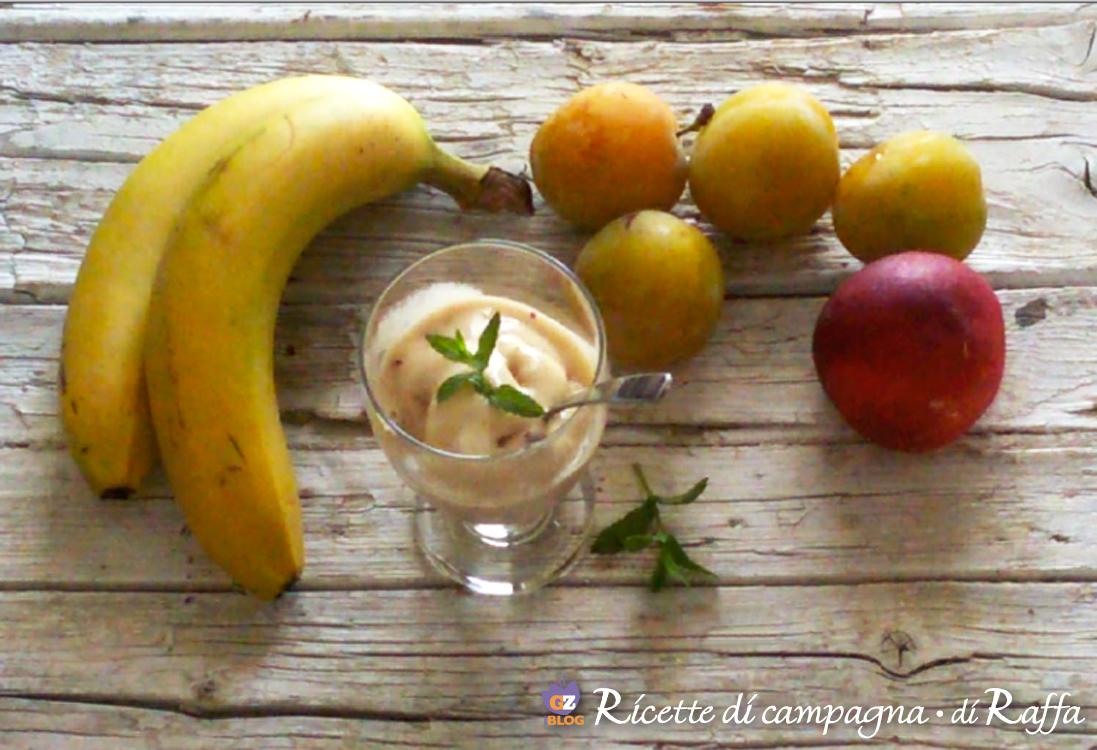 Gelato alla frutta light