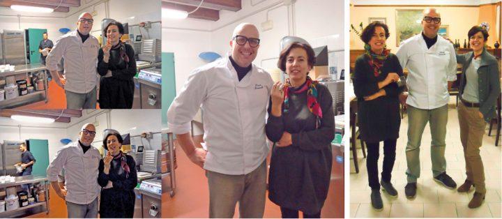 Torrone morbido fatto in casa dalle Marche - Paolo, Raffa, Angela