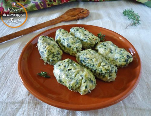 Rabatòn verdi con timo