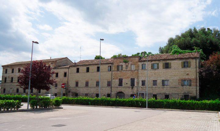 Villa Favorita story ora sede ISTAO ex Villa Ricotti - facciata azienda agricola