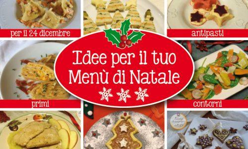 Idee per il tuo menù di Natale