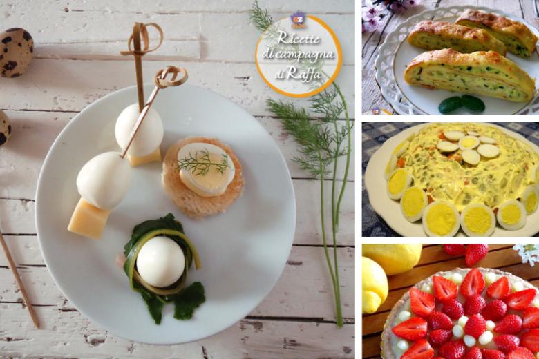 40 ricette di primavera con le uova