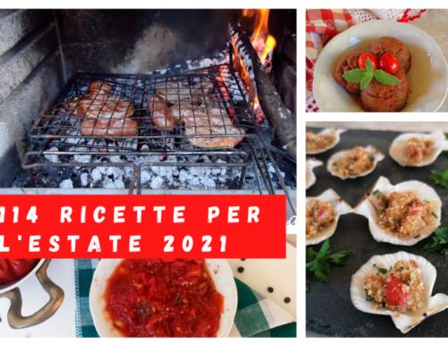 114 ricette per l'estate 2021