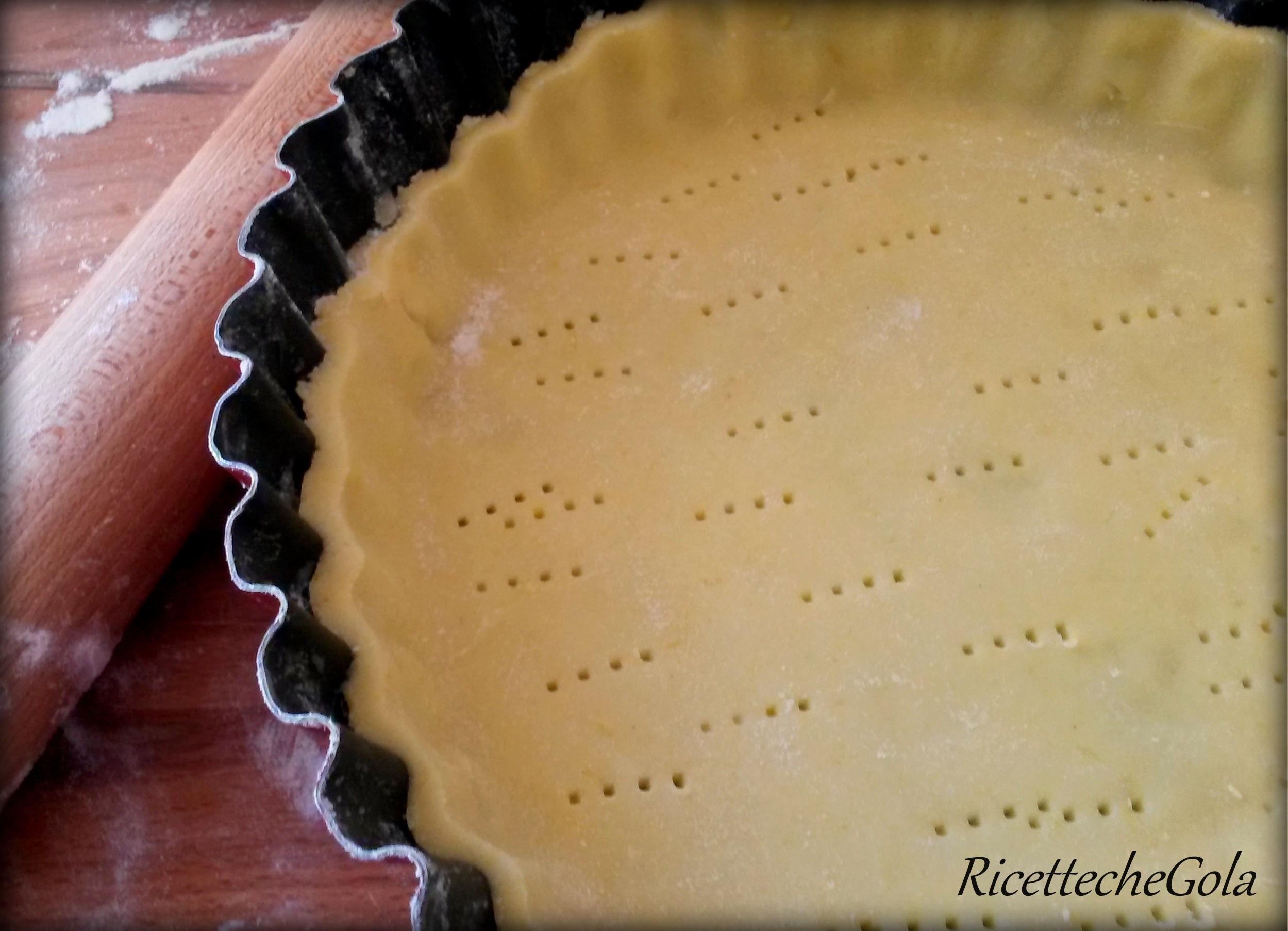 Ricetta pasta brise di luca montersino