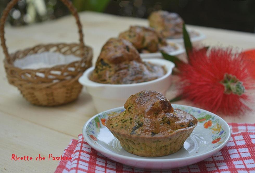 Muffin Integrali con Bieta e Philadelphia