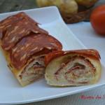 Rotolo Pan di Patate Farcito